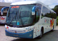 ÔNIBUS MARCOPOLO G7 PARADISO 1050 ANO 2010